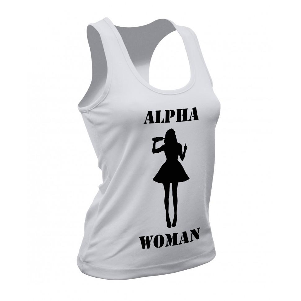 Canotta Alpha Woman