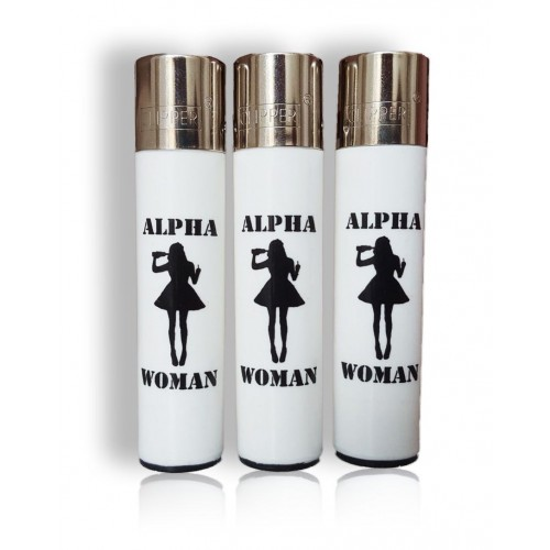 Kit 3 Clipper Alpha Woman