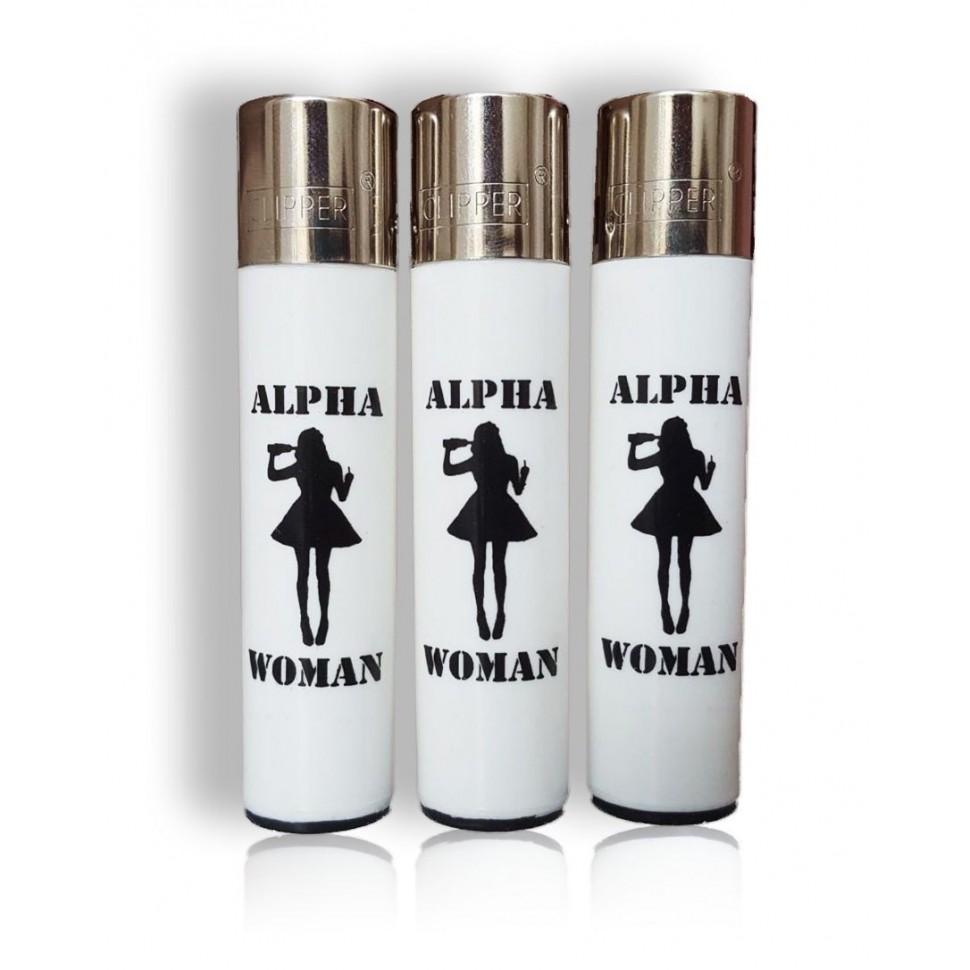 Kit 3 Clipper Alpha Woman