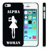 Cover Alpha Woman Nera