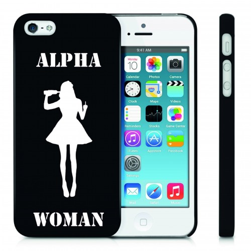Cover Alpha Woman Nera