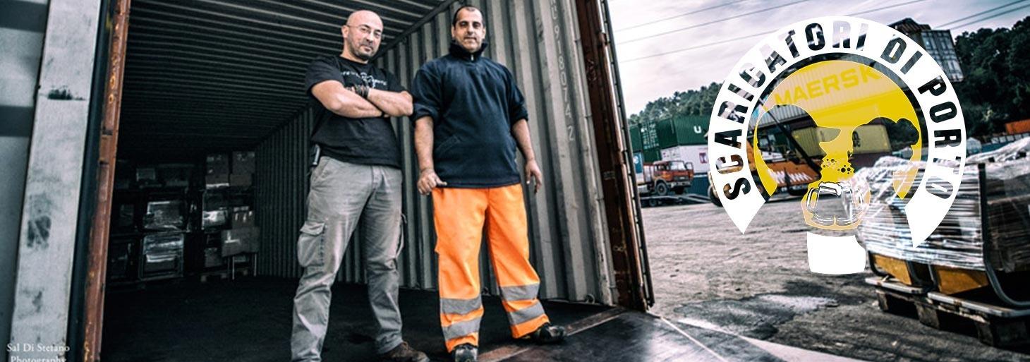 Scaricatori di porto